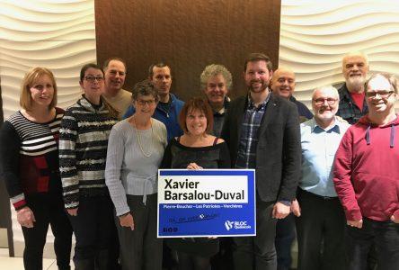 Une équipe renouvelée, prête pour les élections d'octobre au Bloc Québécois de Pierre-Boucher–Les Patriotes–Verchères