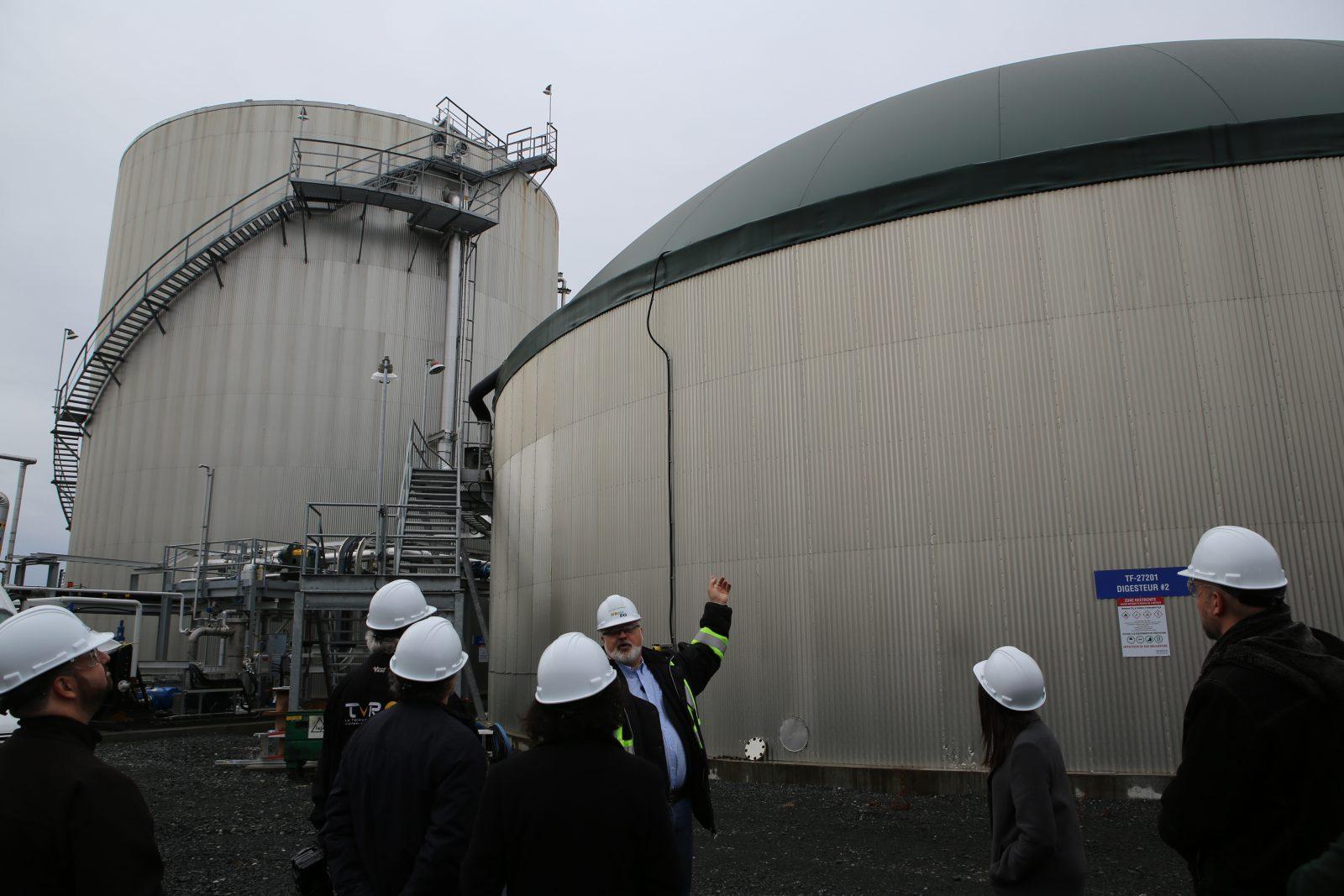 Le conseil d'agglomération de Longueuil approuve l'entente pour le traitement des matières organiques