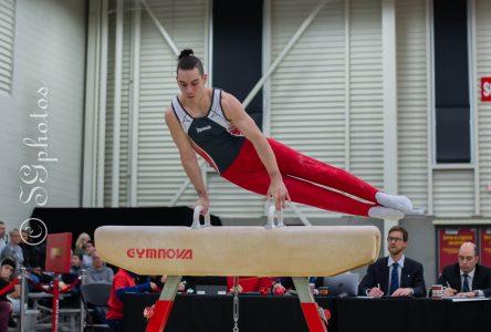 Gymnastique artistique : Nathan Yvars ira aux Jeux du Canada