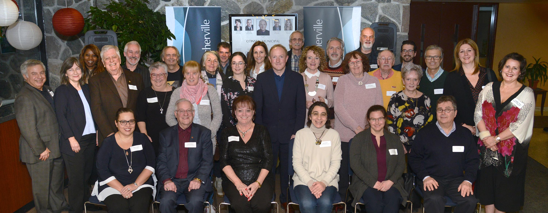 La Ville de Boucherville remercie les présidents d'organismes et les bénévoles de la participation citoyenne!