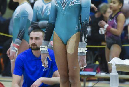 400 gymnastes rassemblés à Boucherville
