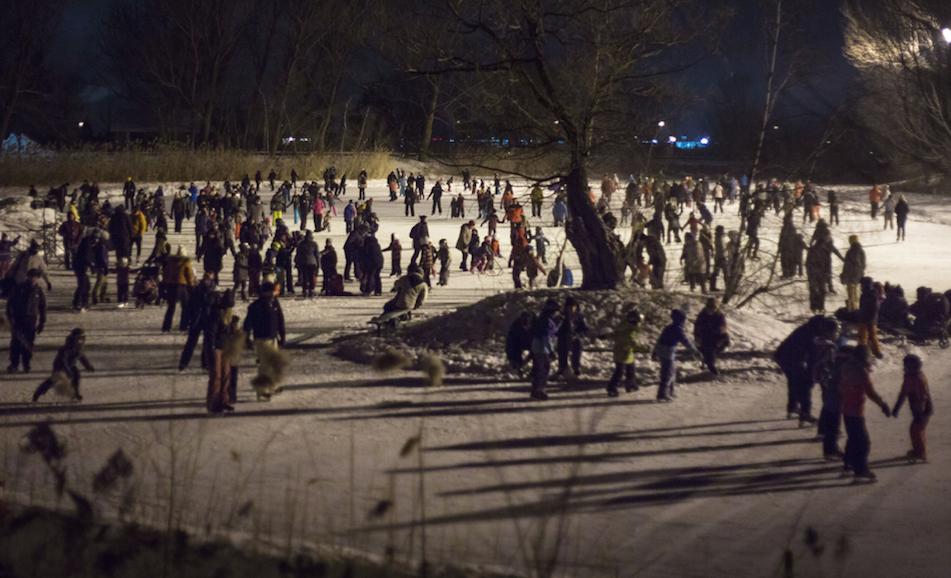 Disco sur patins le 15 février à Sainte-Julie: un rendez-vous à ne pas manquer au parc Edmour-J.-Harvey