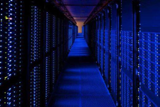 Amazon Web Services à Varennes fait couler beaucoup d'encre…