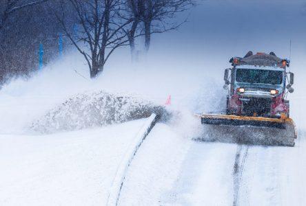 Tempête hivernale majeure au Québec: le Ministère au travail