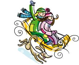 La saison des plaisirs d'hiver bat son plein dans la région!