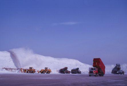 Boucherville disposera d'un dépôt à neige dans le parc industriel