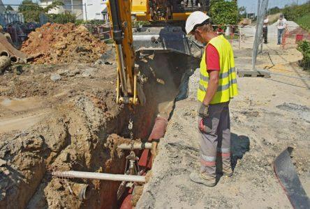 Une subvention de 625 300 $ du Programme d'infrastructures municipales d'eau à Sainte-Julie
