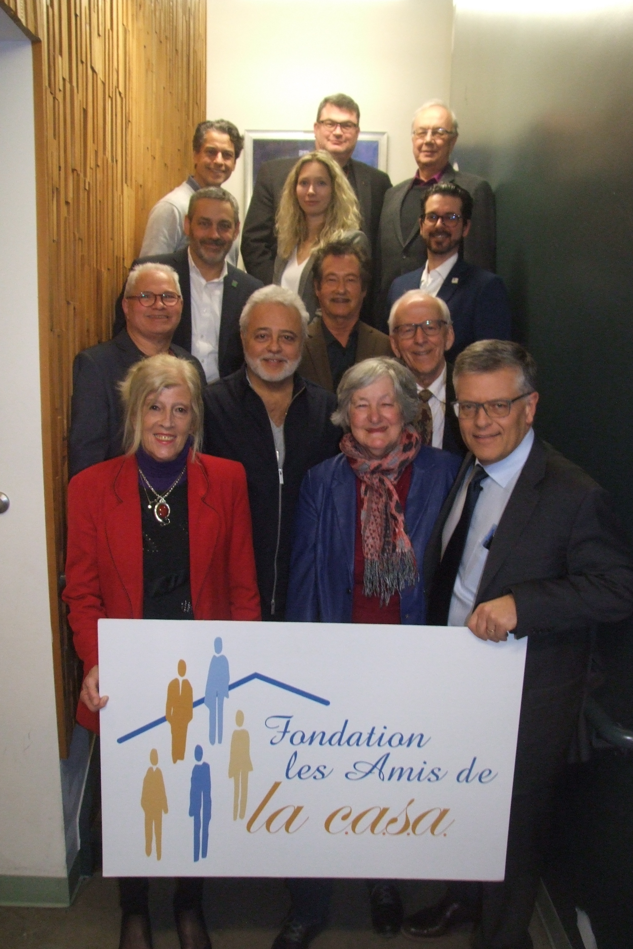 La Fondation les Amis de la CASA tiendra son 22e souper-bénéfice le 8 mai