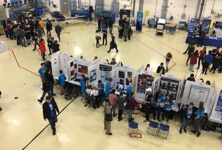 La finale régionale de la Montérégie de l'Expo-sciences accueille 800 visiteurs à l'ÉNA