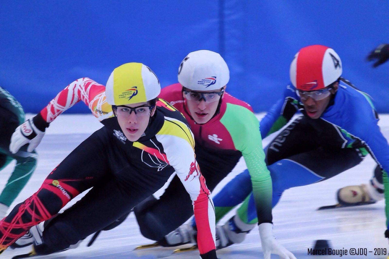 Sainte-Julie et Varennes récoltent cinq médailles aux Jeux du Québec