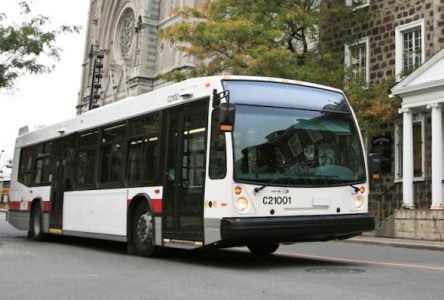 Pour des raisons de sécurité, le RTL se doit d'immobiliser certains autobus