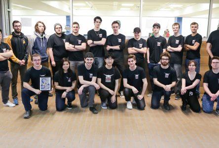Création d'une équipe de sports électroniques au cégep Édouard-Montpetit