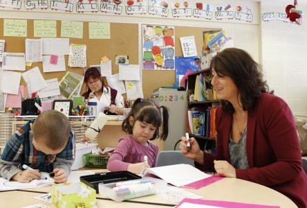 Trois classes de maternelle 4 ans pressenties pour la prochaine rentrée scolaire dans le comté