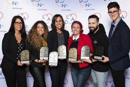 Concours LADN Montérégie : deux entreprises de la région couronnées