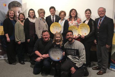 Opération Enfant Soleil remet 57 276 $ pour le mieux-être des enfants de la Montérégie
