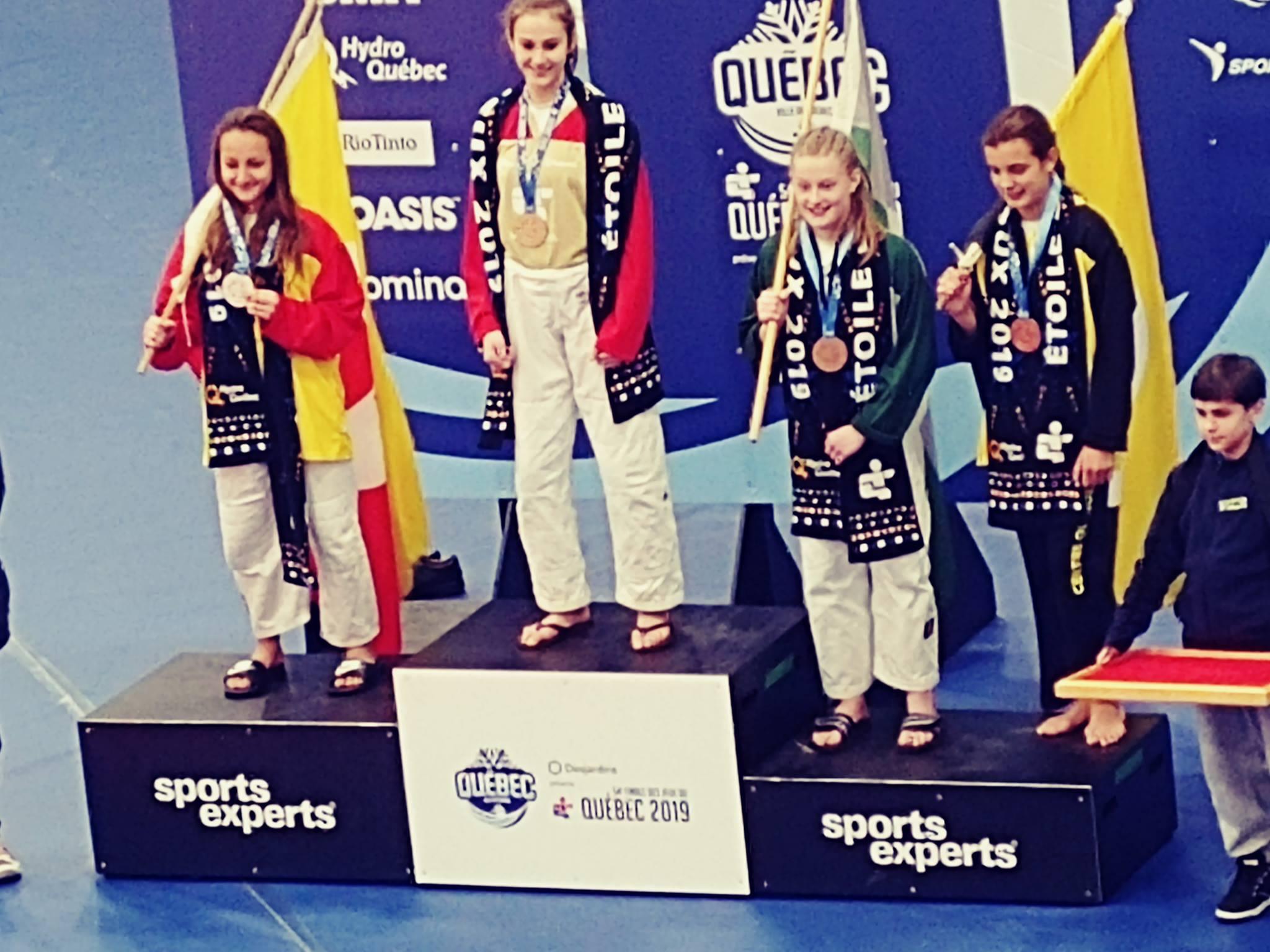 Finale des Jeux du Québec : Boucherville récolte 15 médailles