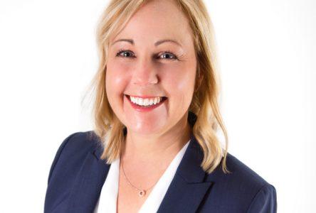Julie Sauvageau candidate du Parti conservateur du Canada dans Montarville