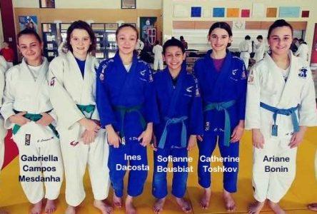 Des athlètes de l'école De Mortagne aux Jeux du Québec!