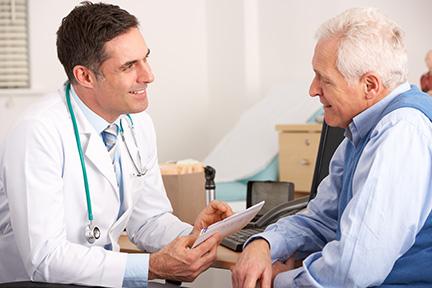 Environ 4600 personnes devront se trouver un nouveau médecin de famille d'ici deux ans