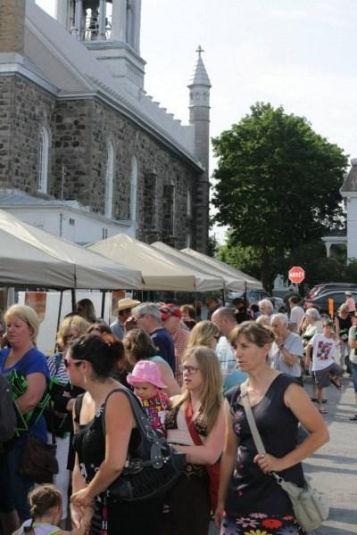 Marché public de Sainte-Julie – Artistes recherchés pour la saison 2019