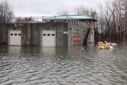L'eau monte aussi à Boucherville !