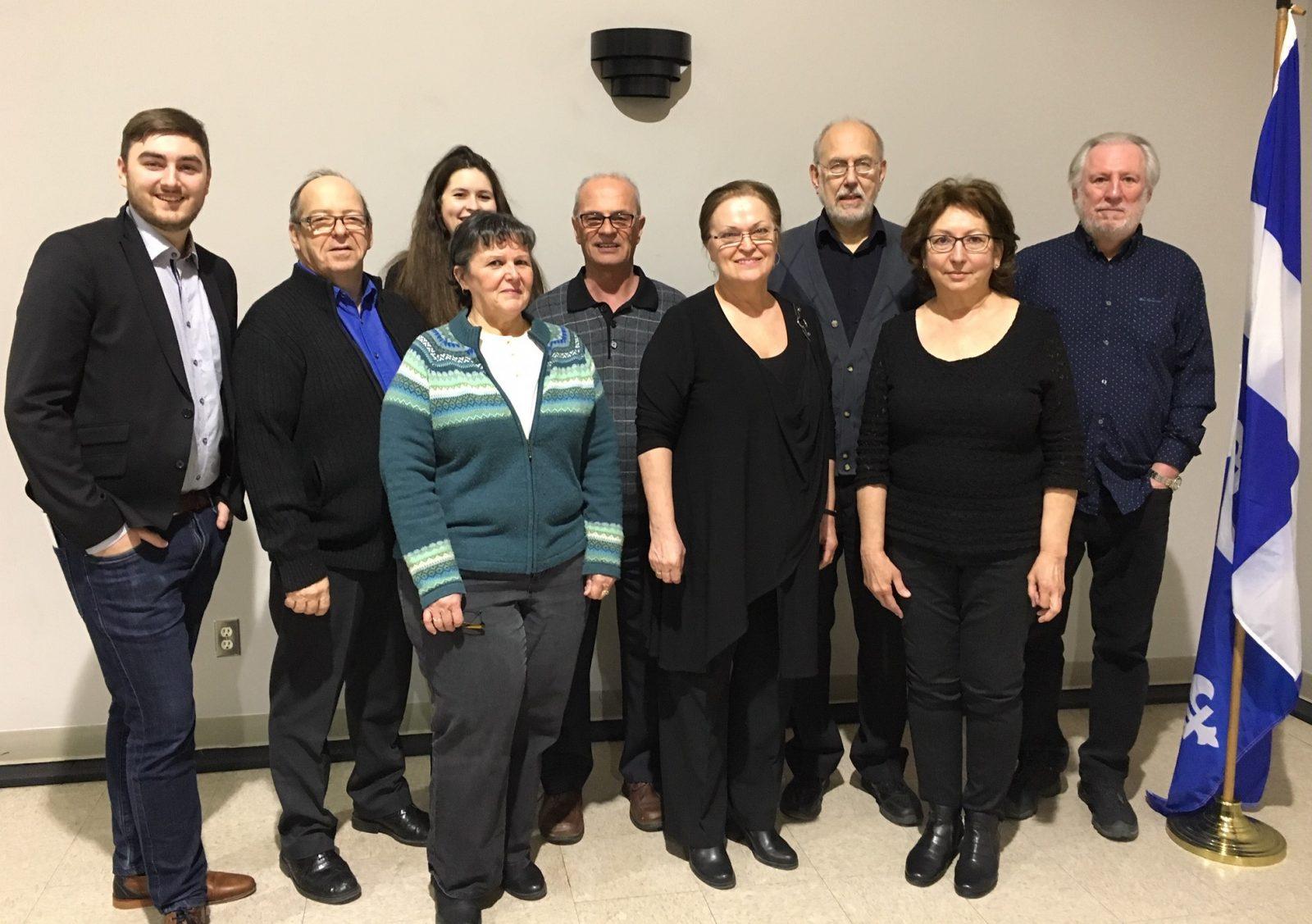 Un processus de refondation du Parti québécois et des changements du côté du mouvement souverainiste