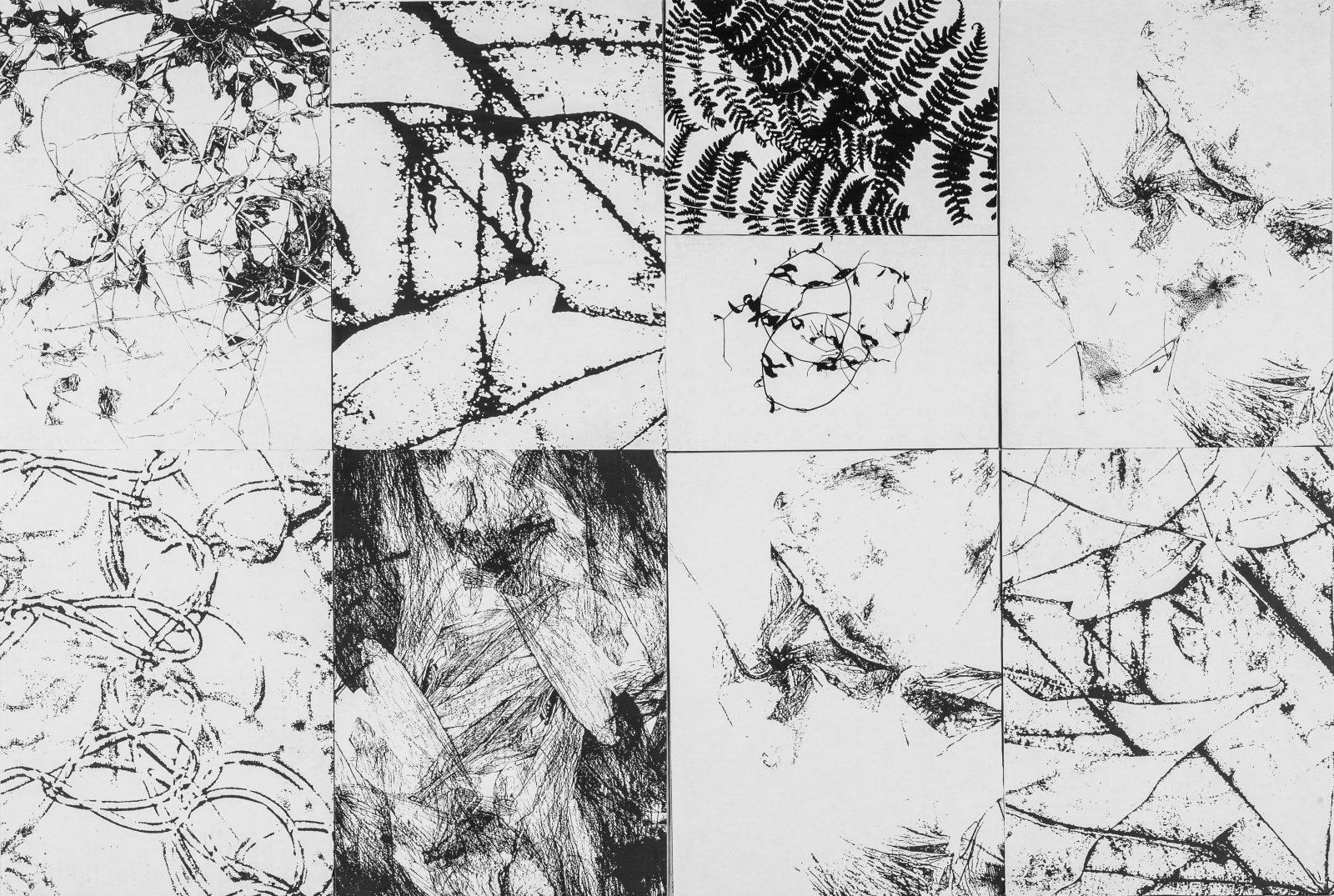 Pierrette Richer propose l'exposition Mémoire en transparence à la Galerie Vincent-d'Indy
