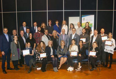La MRC de Marguerite-D'Youville honore neuf entreprises de son territoire!