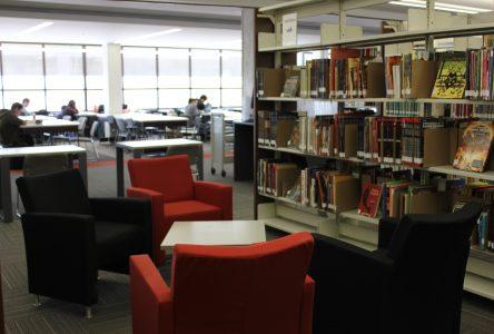 La bibliothèque du cégep Édouard-Montpetit: un lieu ouvert au grand public
