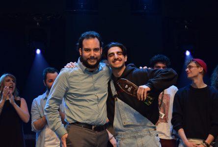J.A.M. remporte l'édition 2019 du concours Univers-cité en spectacle