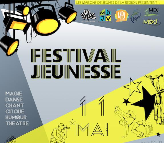 Festival jeunesse 2019 : ados de talents recherchés