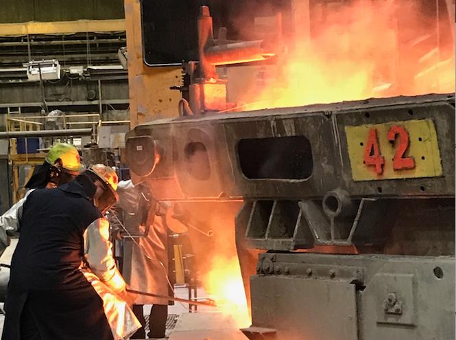 Xavier Barsalou-Duval dénonce la levée de la plupart des mesures de sauvegarde sur l'acier