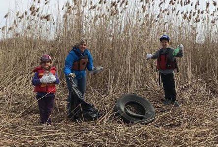 Inscrivez-vous au nettoyage des berges à Contrecoeur le 28 avril