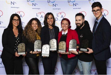 Concours LADN Montérégie 2019: deux entreprises parrainées par la MRC se démarquent!