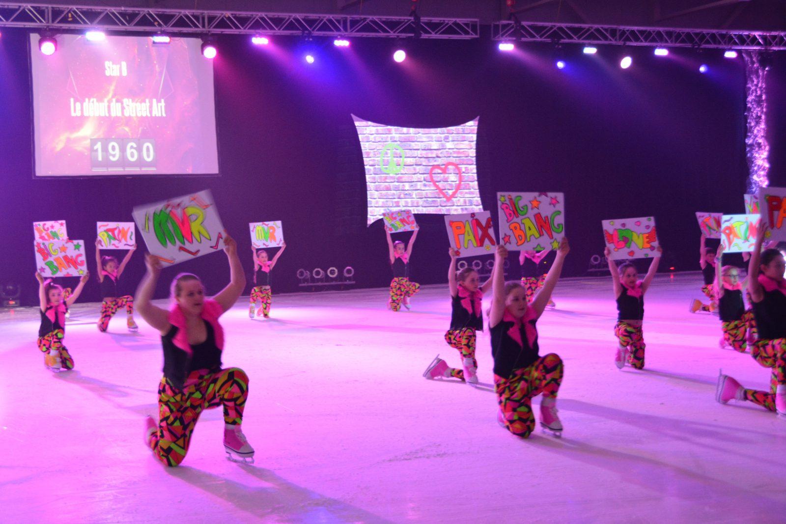 Club de patinage artistique de Boucherville : un gala grandiose