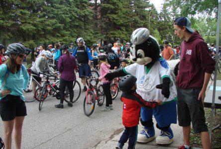 Participez à la Vélo fête de la famille le dimanche 26 mai au parc de la Mairie!