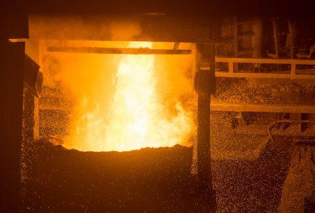 Les Métallos préviennent que plusieurs produits québécois de l'acier sont menacés par le dumping