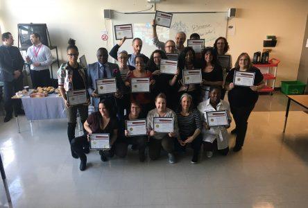 Mesure de formation Aide de service en établissement de santé : 15 diplômés prêts pour le marché de l'emploi!