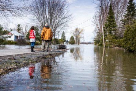 La Ville de Sainte-Julie versera 3 000 $ à la Croix-Rouge pour aider les victimes des inondations