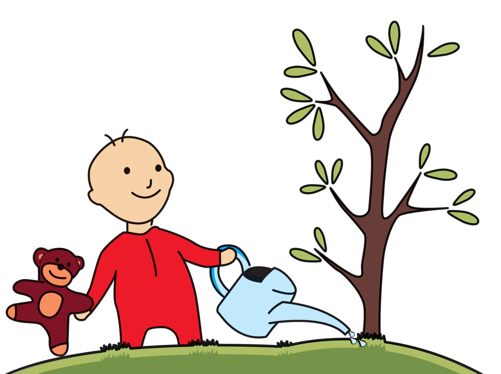 Programme Une naissance, un arbrepour les bébés nés en 2017, 2018 et 2019 à Boucherville