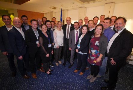 Un franc succès pour les entreprises participantes du territoire à la mission économique de DEL en Allemagne