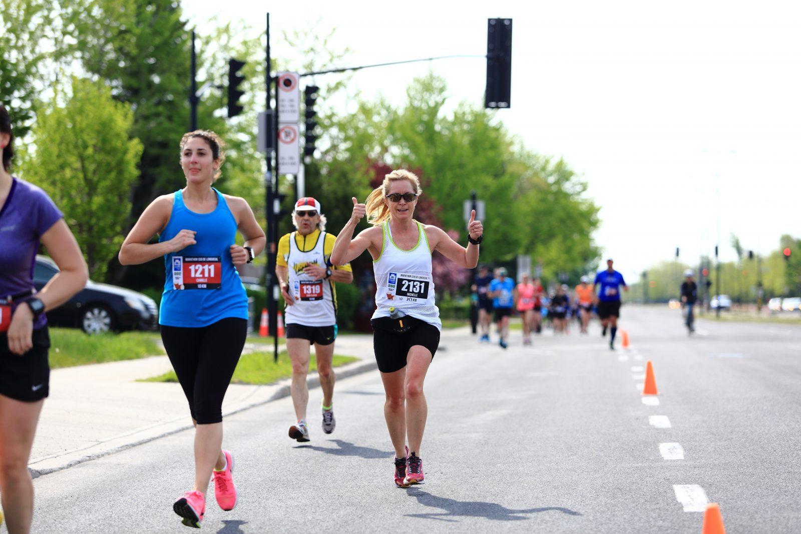 Quatrième édition du Marathon SSQ de Longueuil les 18 et 19 mai
