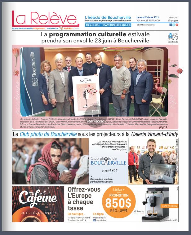 Boucherville - 14 mai 2019