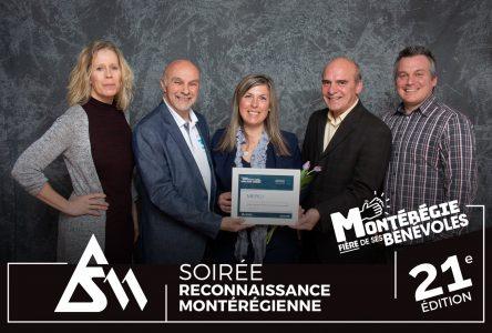 Un honneur pour la Corporation des Fêtes du 350e anniversaire de Contrecoeur!