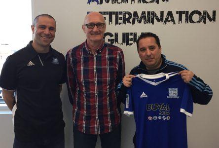 Le club de soccer de Boucherville embauche un directeur sportif