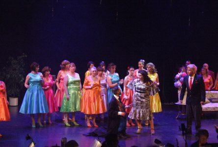 Le TLM offre un Barbe Bleue loufoque au Théâtre de la Ville