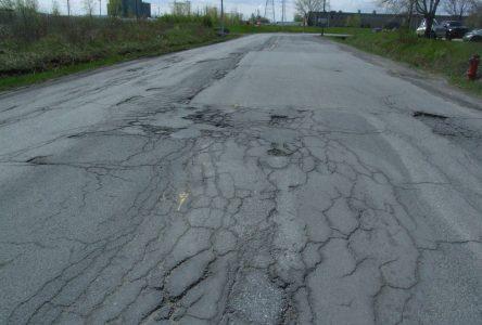 La rue Newton dans le parc industriel de Boucherville sera refaite