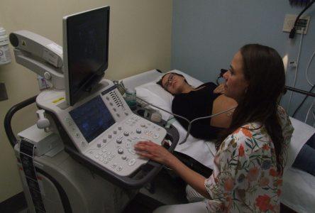 Un nouvel échographe offert par la Fondation Hôpital Pierre-Boucher