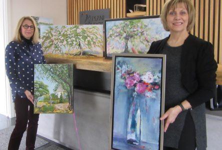 Une exposition au profit de la Maison Gilles-Carle
