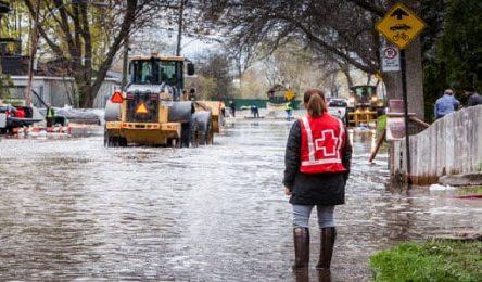 La Ville de Varennes verse une aide financière aux victimes des inondations